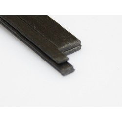 Pásnica - uhlíková 2x2mm