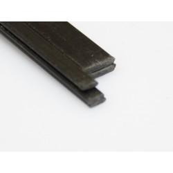 Pásnica - uhlíková 4x4mm