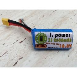 Batéria J-power 3S 2600mAh...