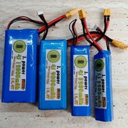 Batéria J-power 4S 12000mAh...